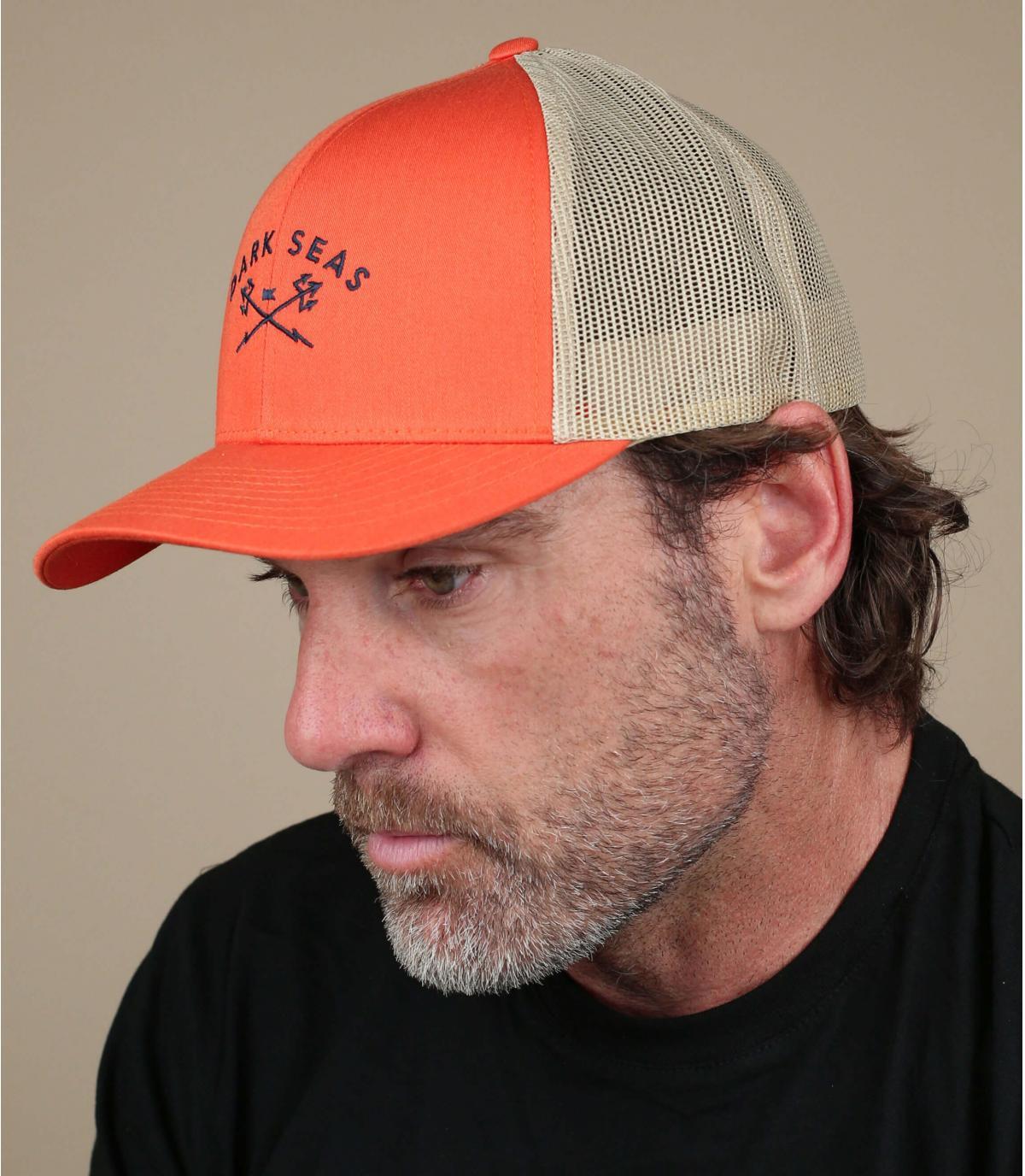 zwarte hoed revers Dark Seas