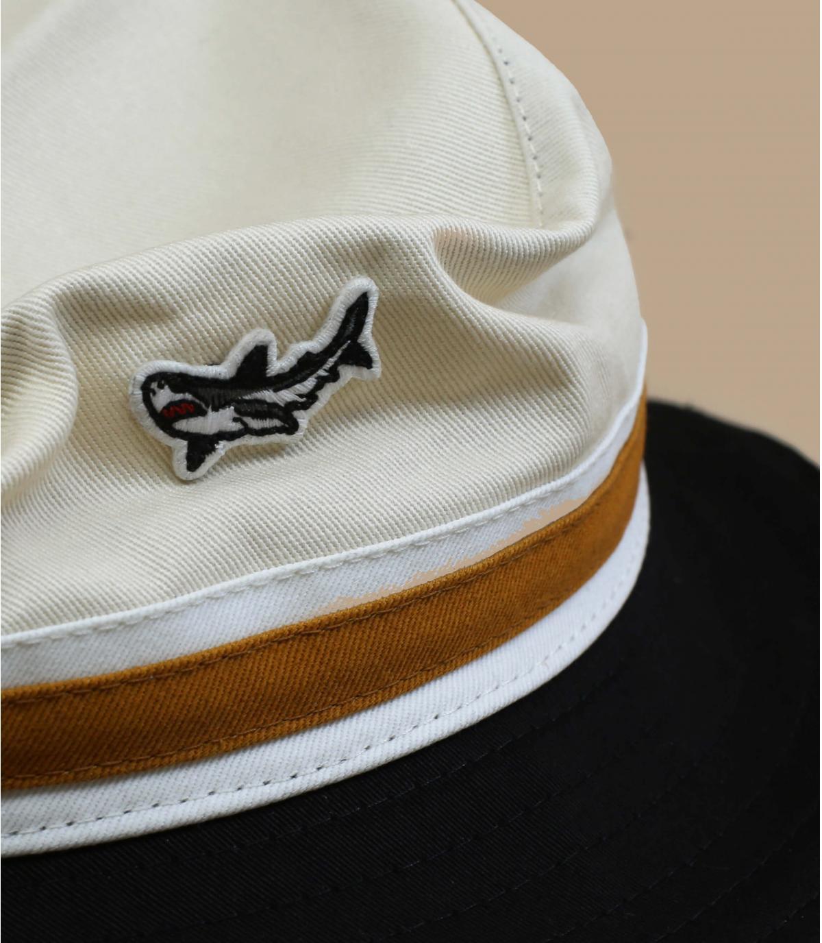 Details Gothard white black - afbeeling 2