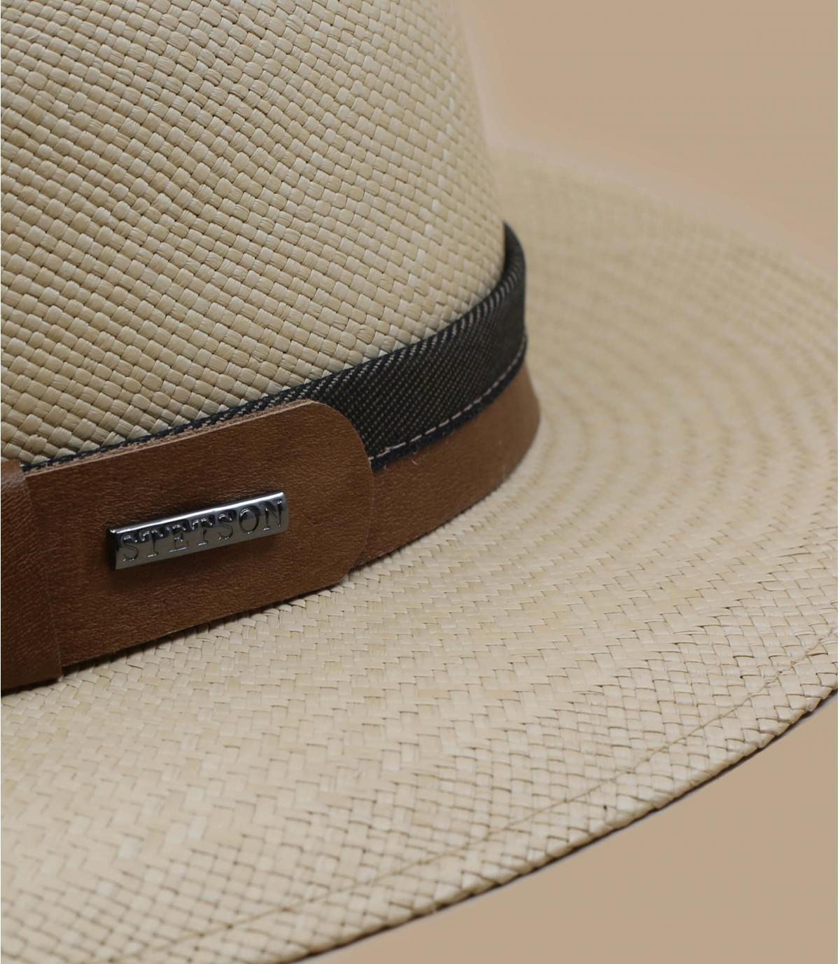 Details Traveller Panama beige - afbeeling 2