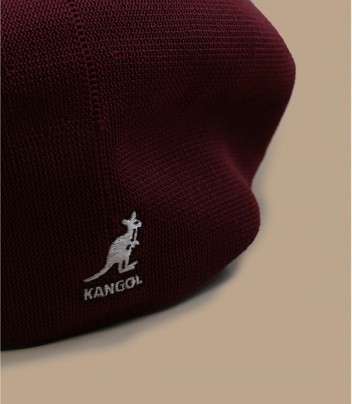 Bourgondische baret Kangol