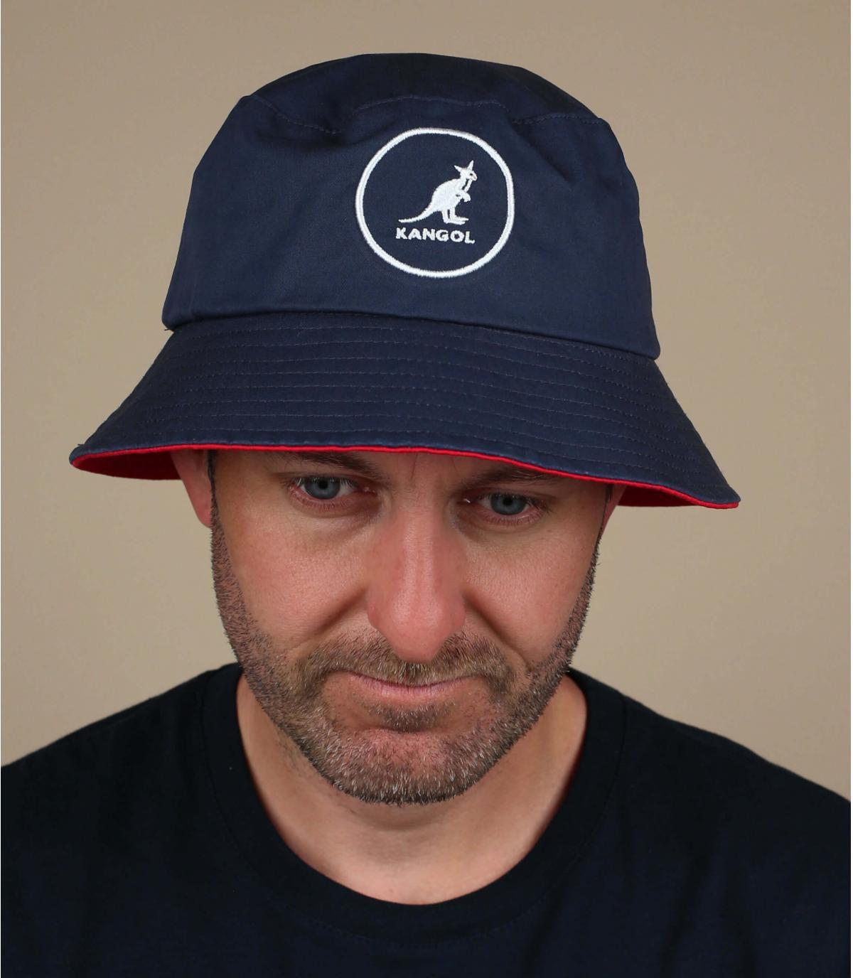 Bob Kangol marineblauw