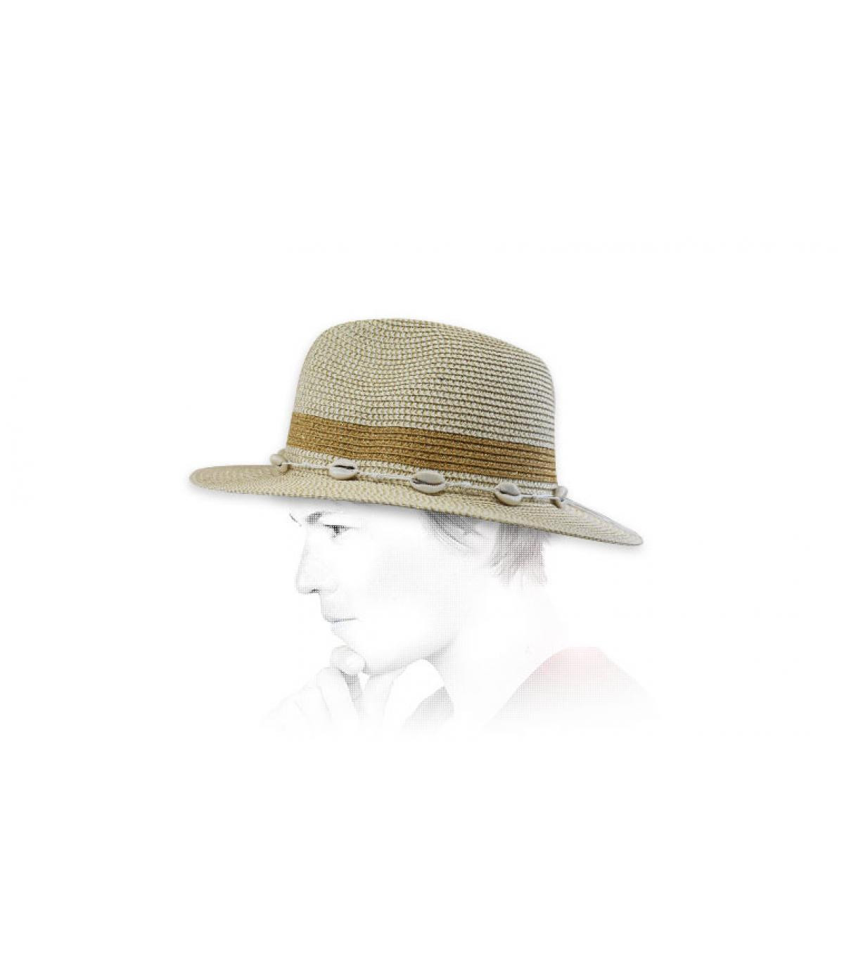 gusci d'oro cappello di paglia
