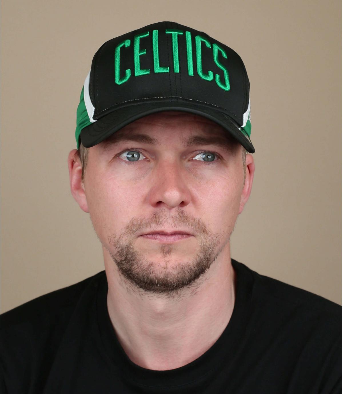 Celtics zwart groene pet