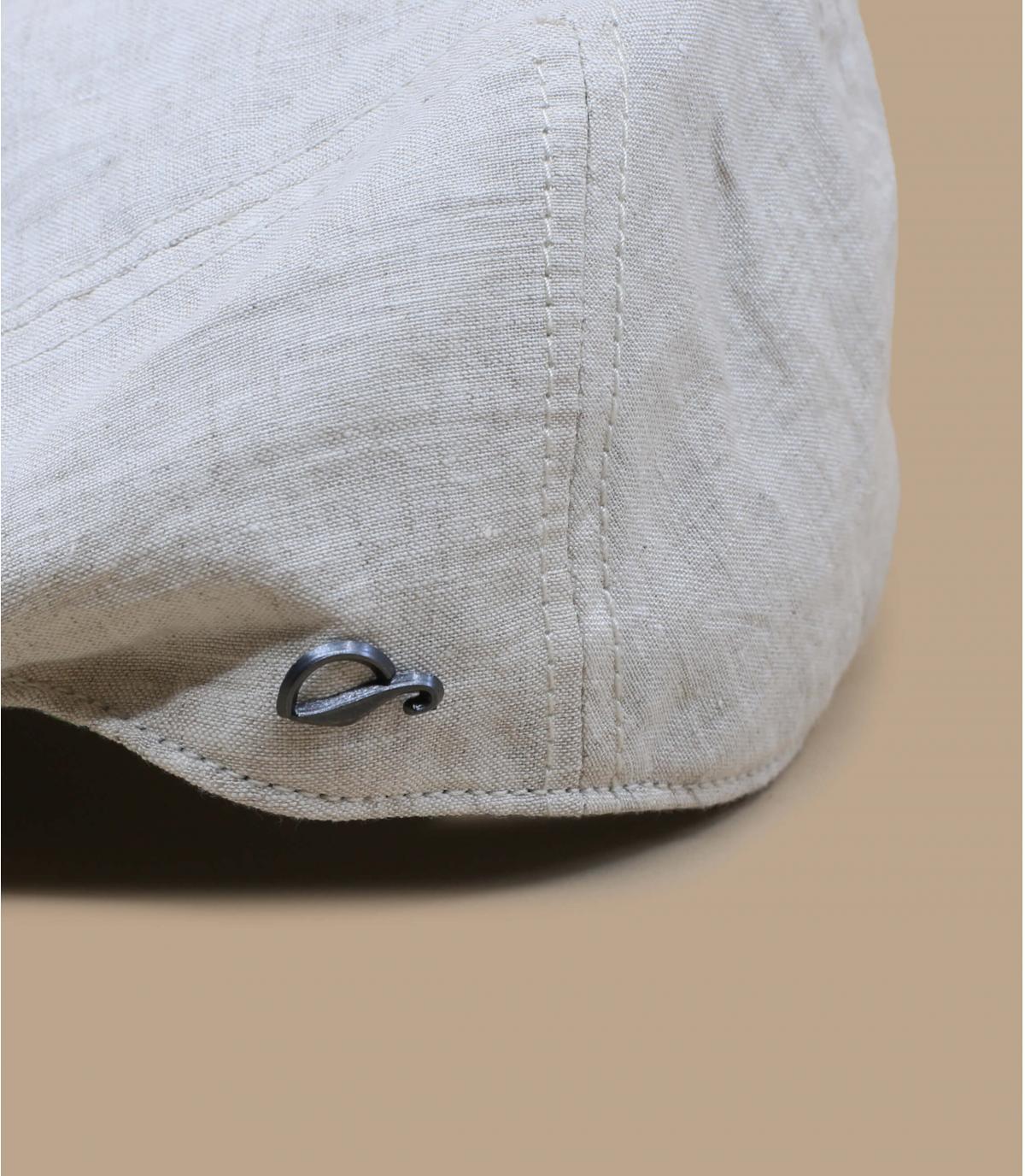Details Oxford Linen beige - afbeeling 2
