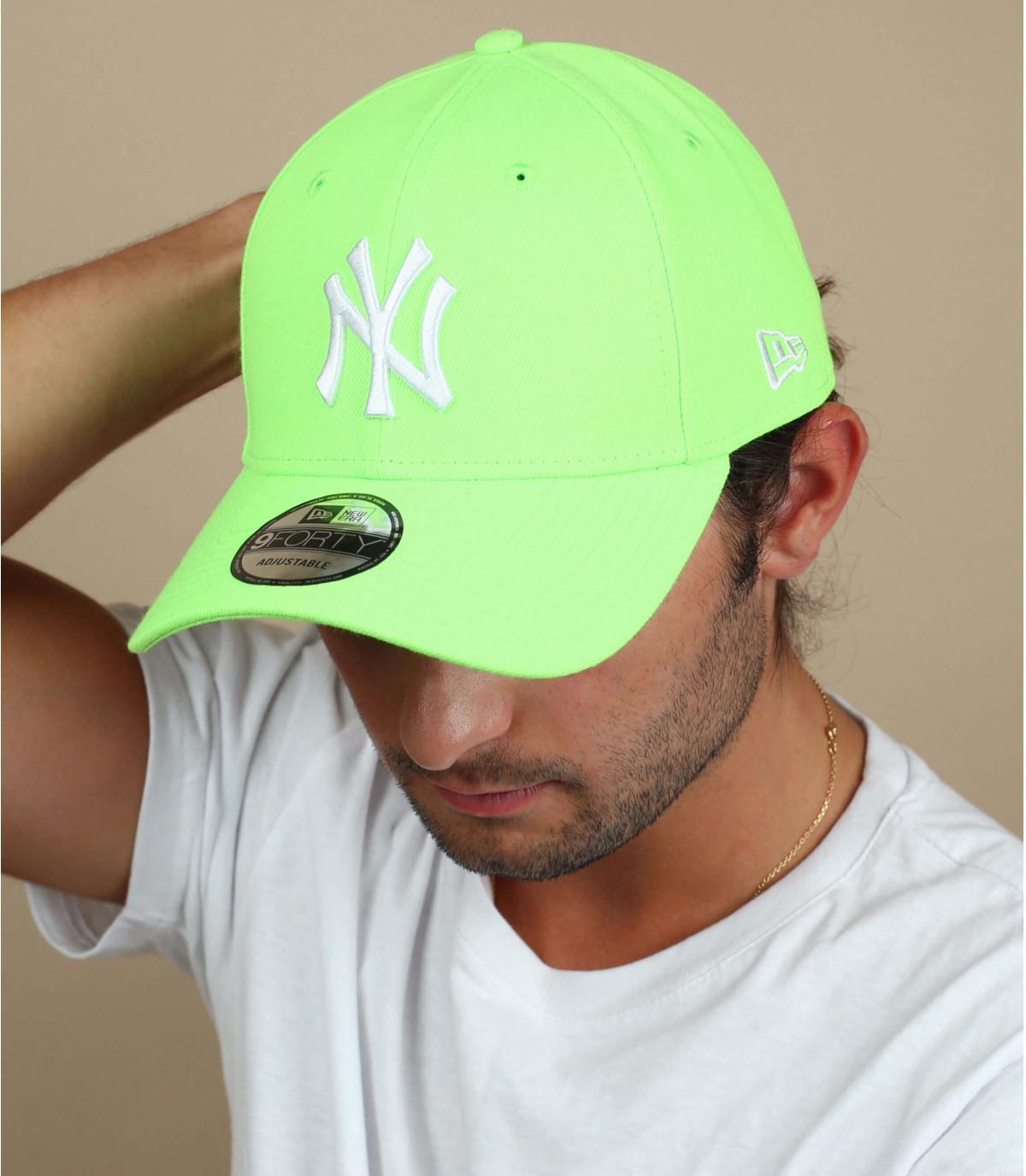 pet neon groen neon