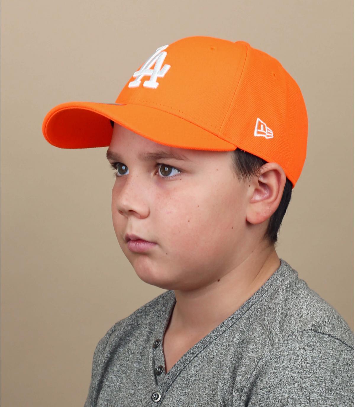 LA oranje kinderpet
