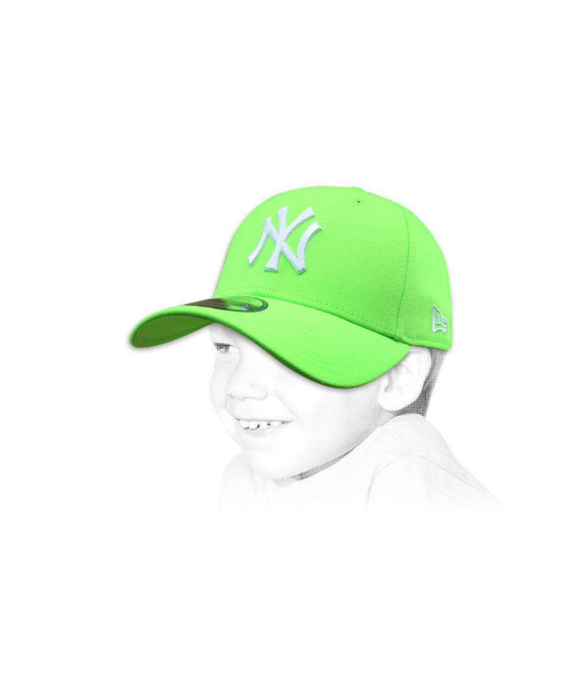 NY groene kinderpet