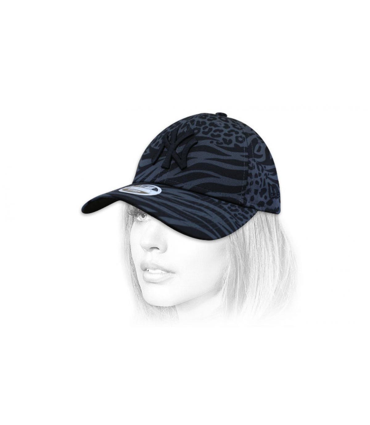 NY-cap voor dames