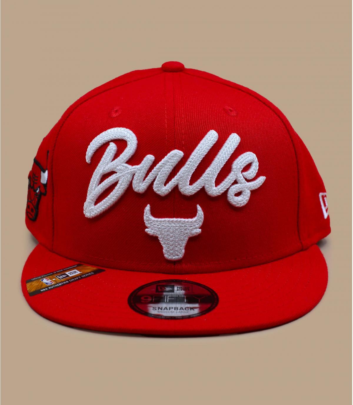 Details Snapback NBA Draft Bulls 950 - afbeeling 2