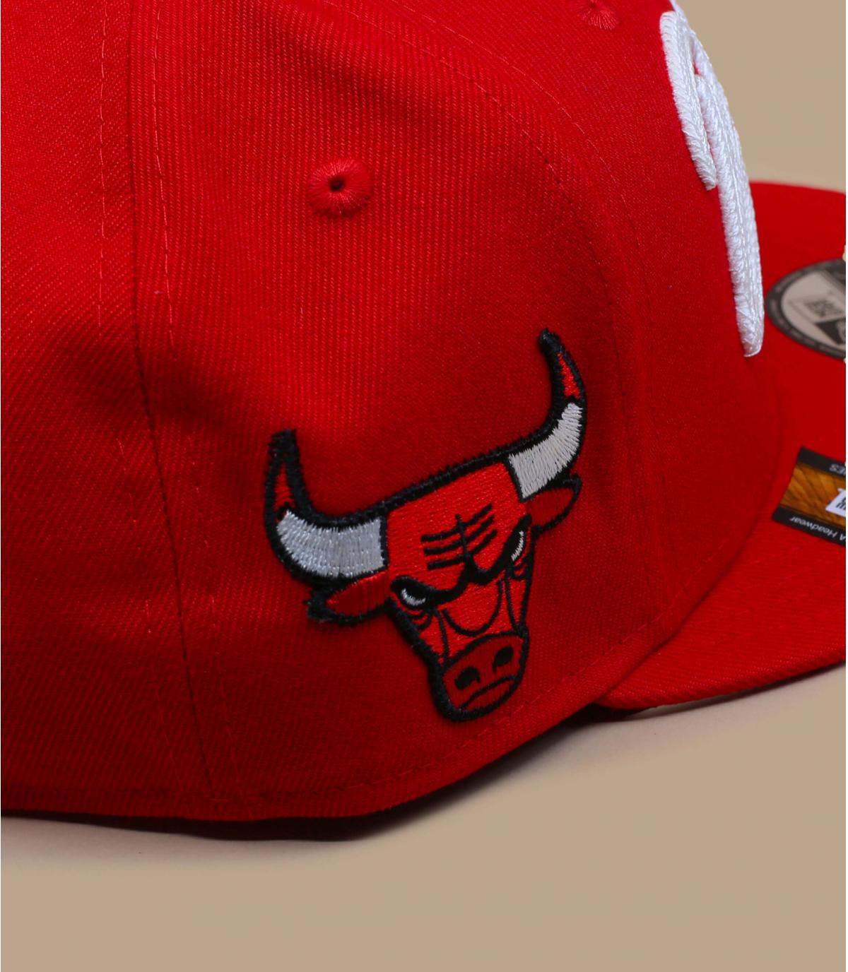 Details Snapback NBA Draft Bulls 950 - afbeeling 3