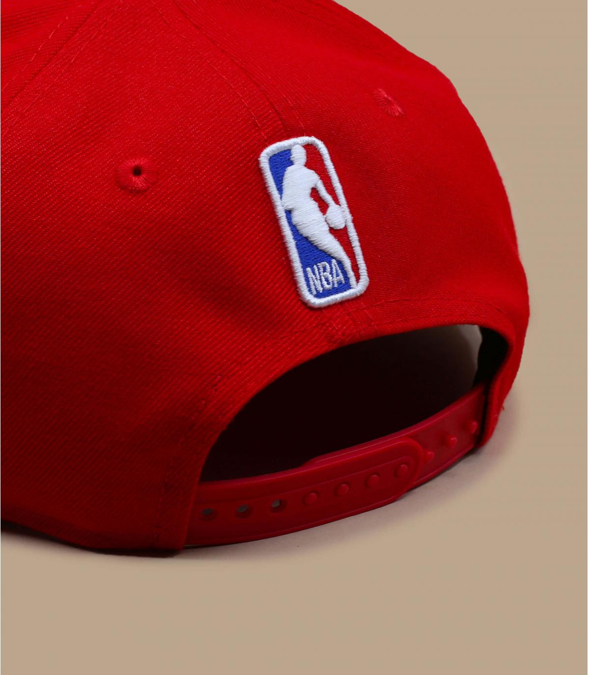 Details Snapback NBA Draft Bulls 950 - afbeeling 4