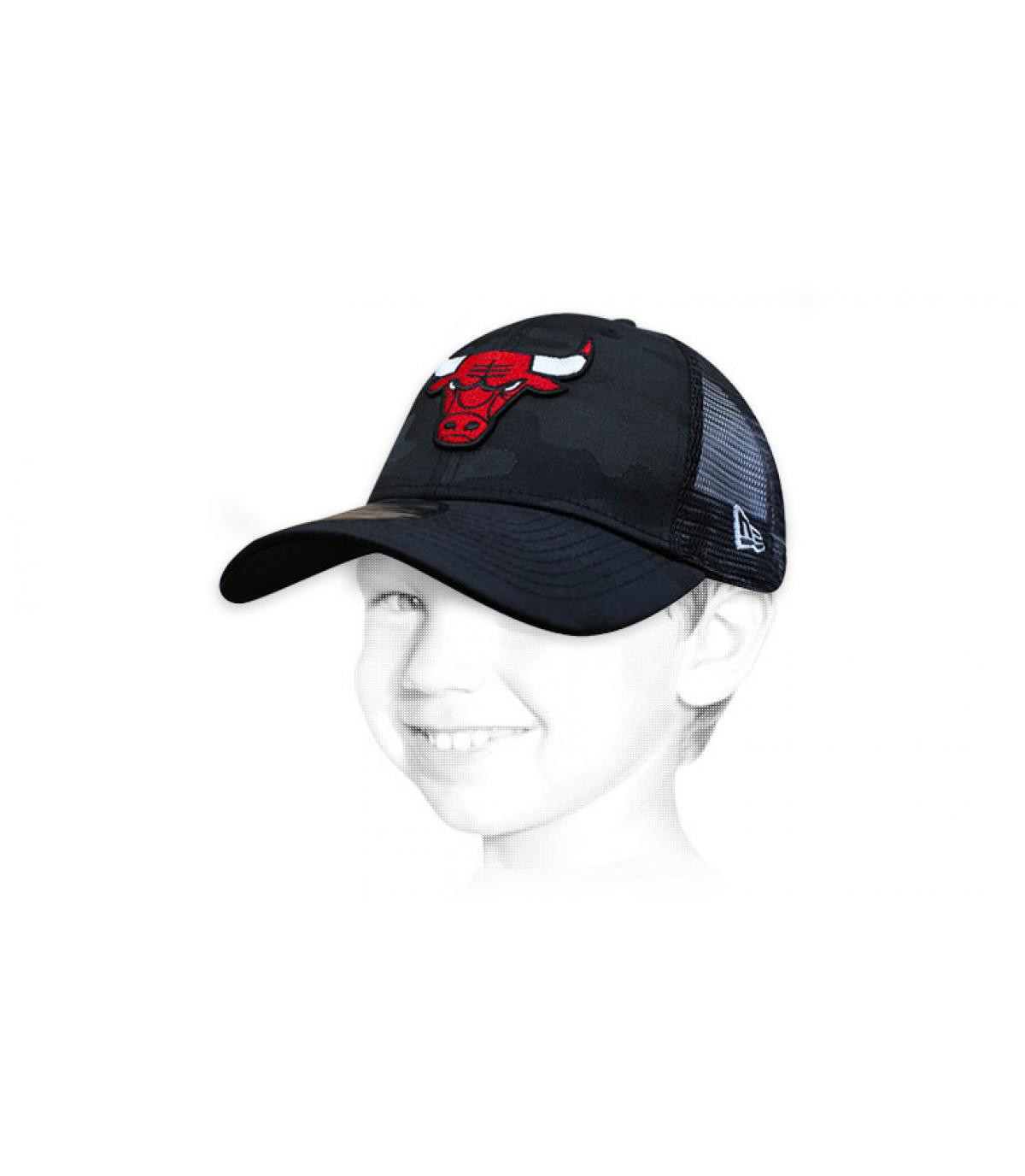 Chicago Bulls kindertrucker