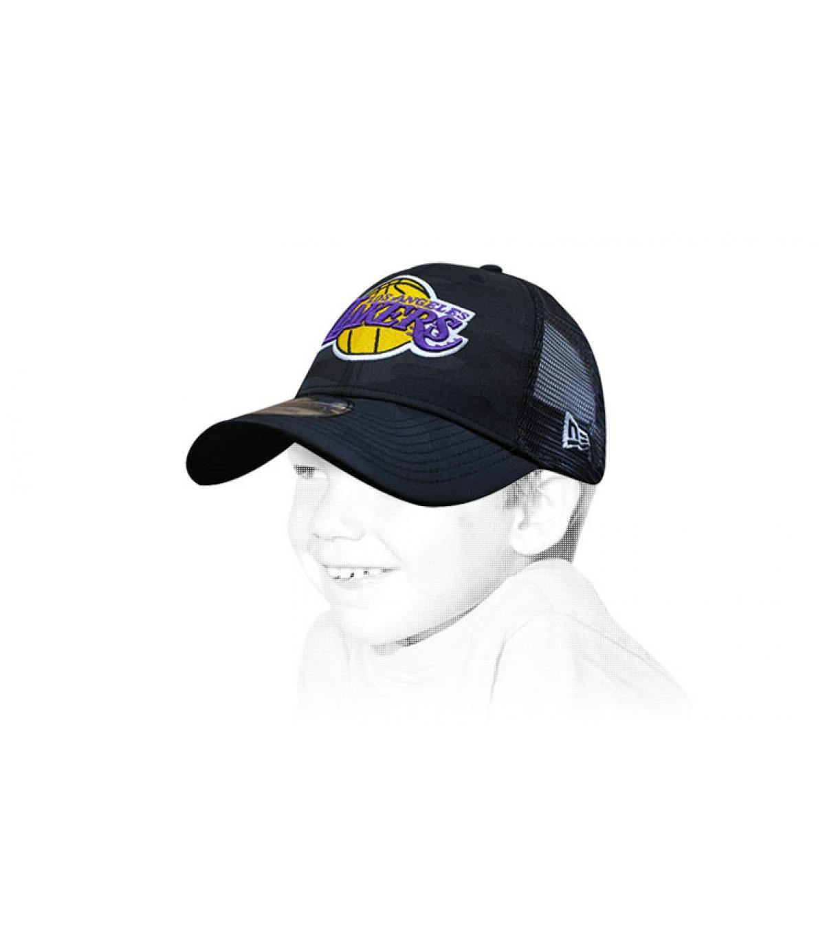 Lakers kindertrucker