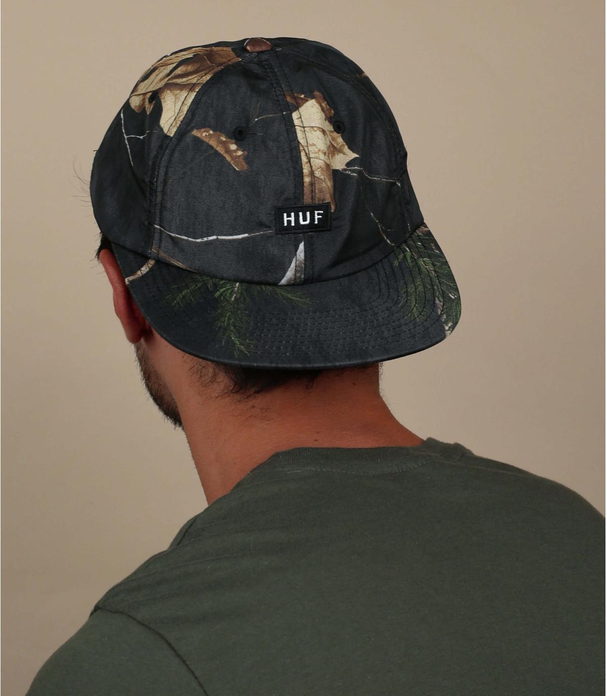 Huf Realtree cap