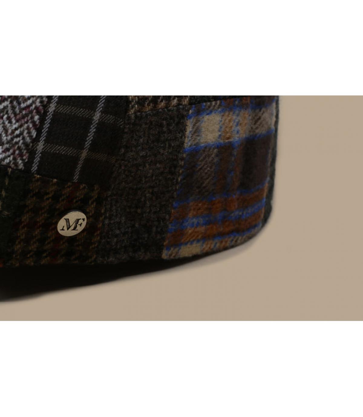Details Baxeter brown - afbeeling 3