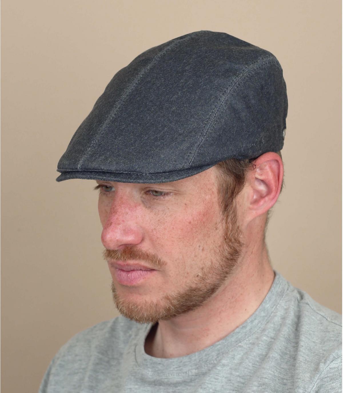 waterdichte grijze baret