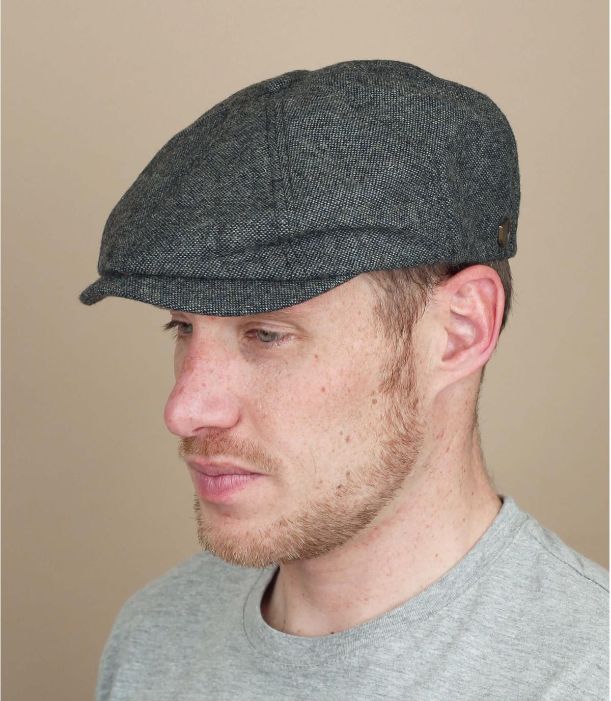 Brixton grijze baret