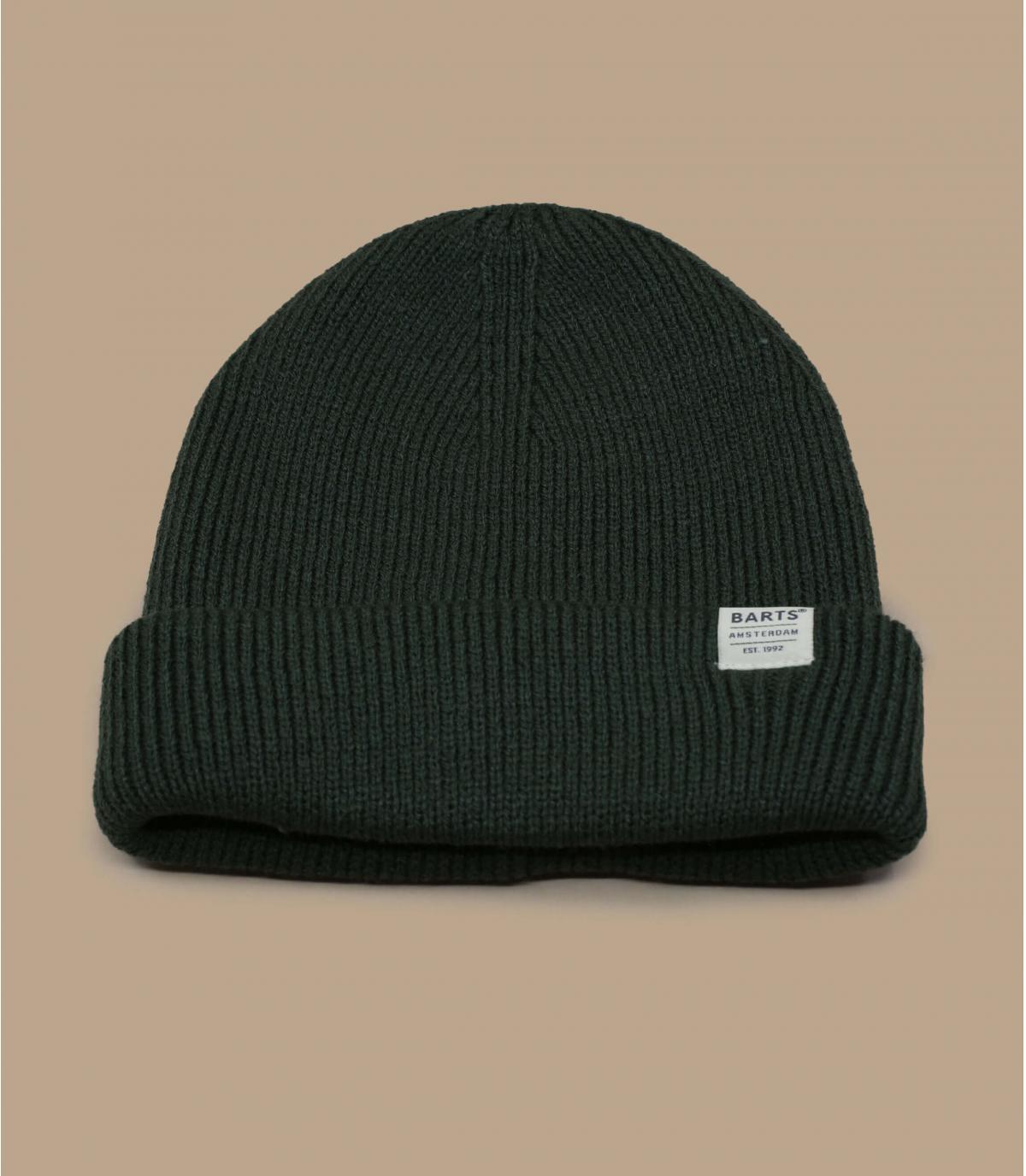 Barts groene docker hoed