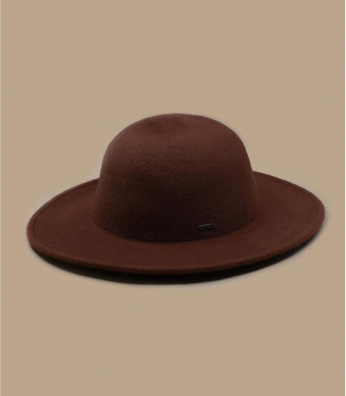 Details Noleta Hat brown - afbeeling 3