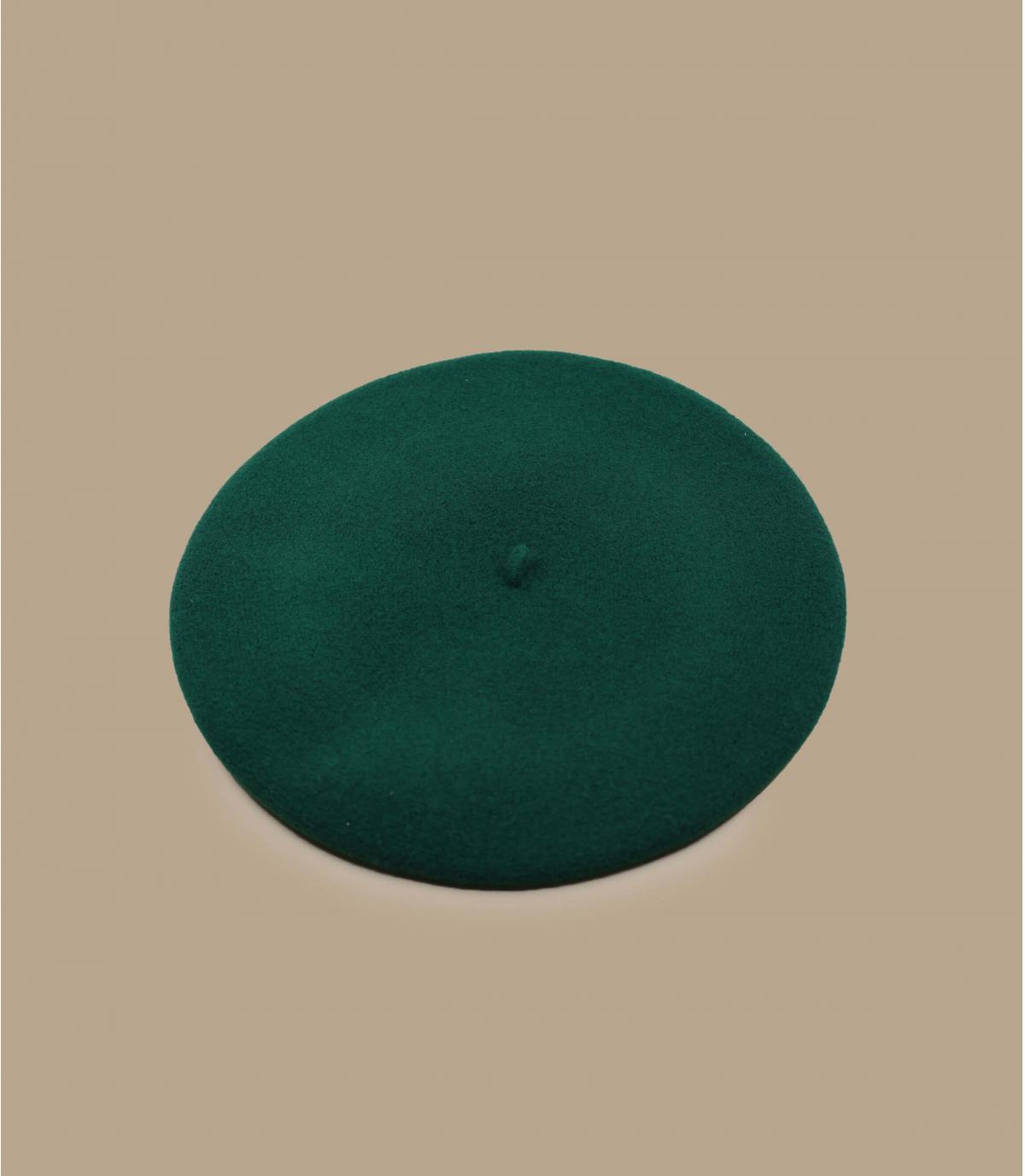 Laulhère groene baret