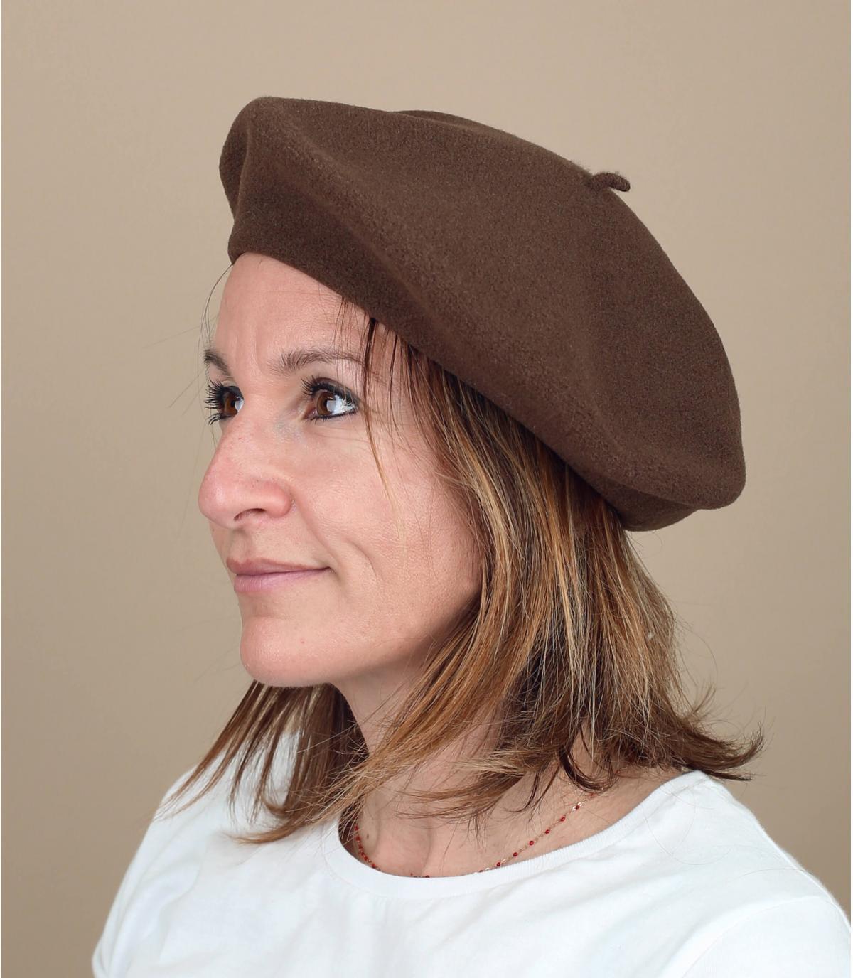 Laulhère bruine baret