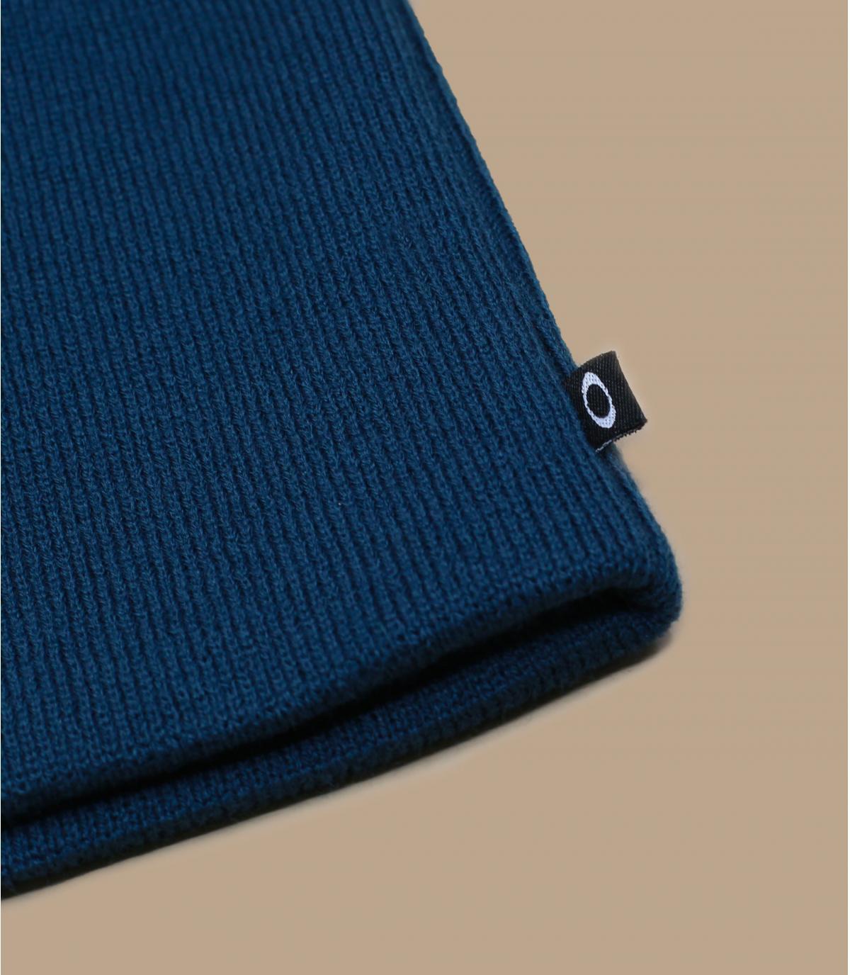 Details Fine Knit Beanie pond blue - afbeeling 2