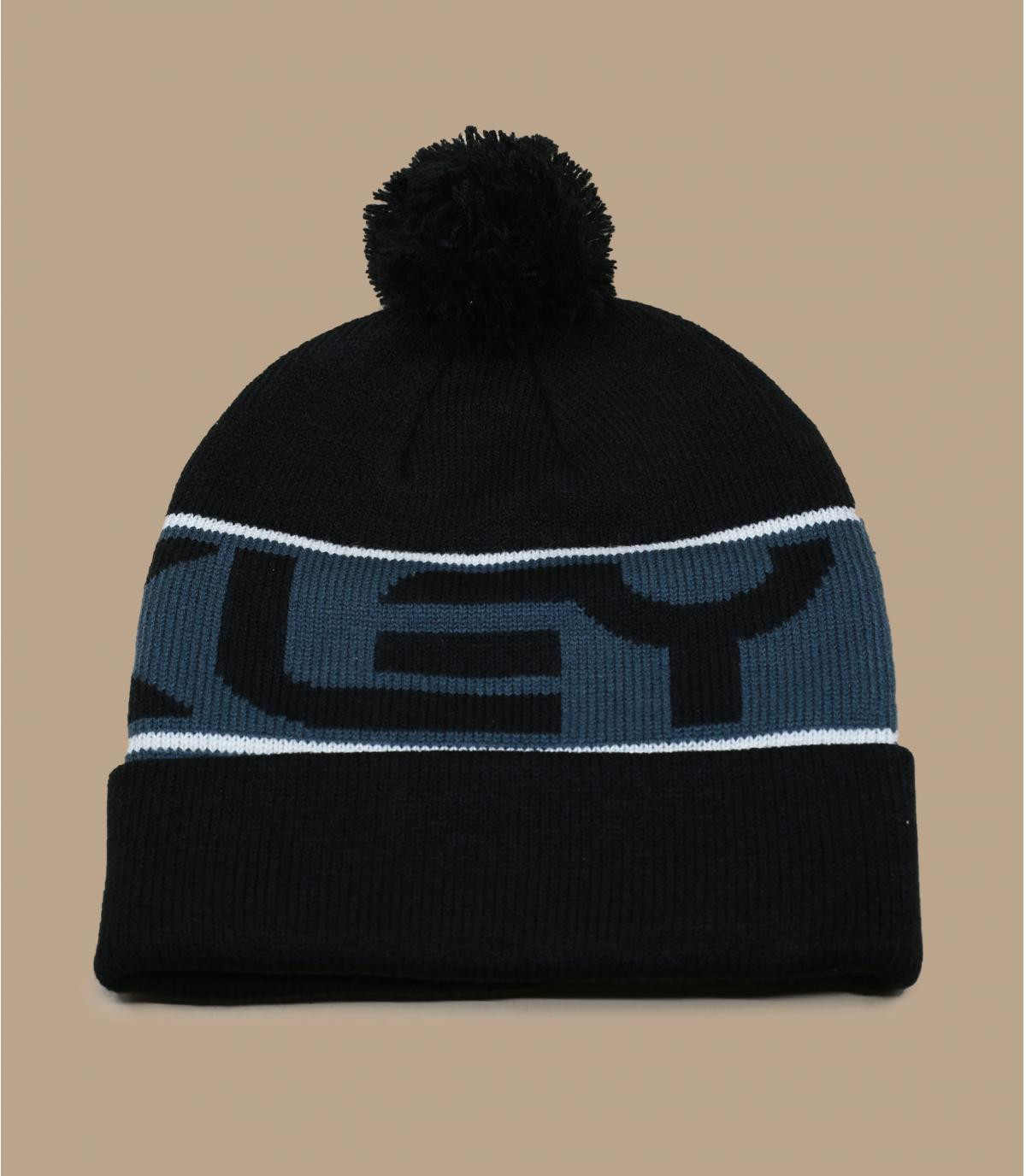 Details Factory Cuff Beanie blackout - afbeeling 2