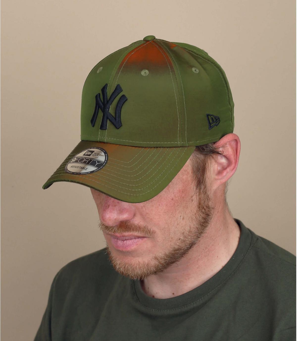 groene NY cap