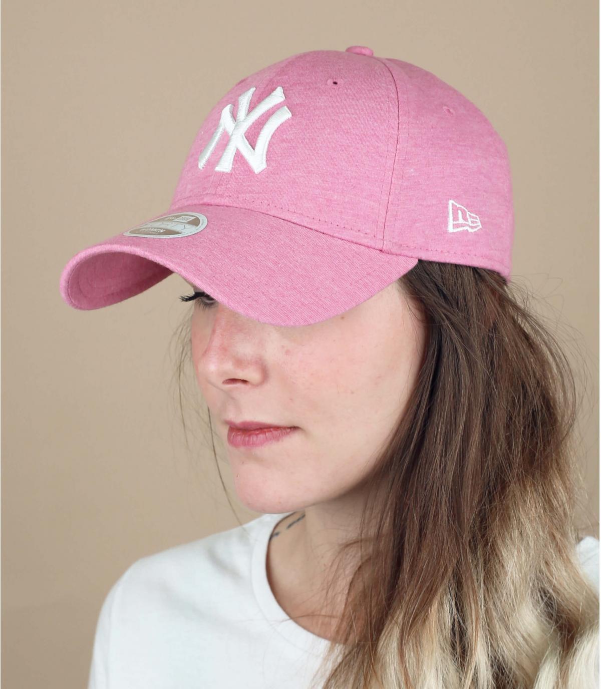 NY pet dames roze