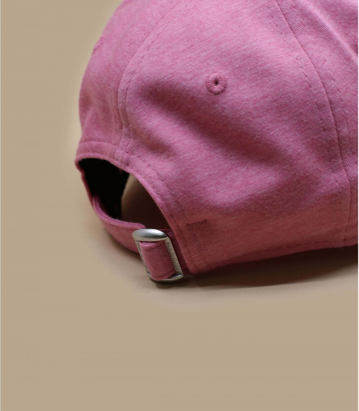 Details Wmn Jersey Ess 940 NY pink - afbeeling 4