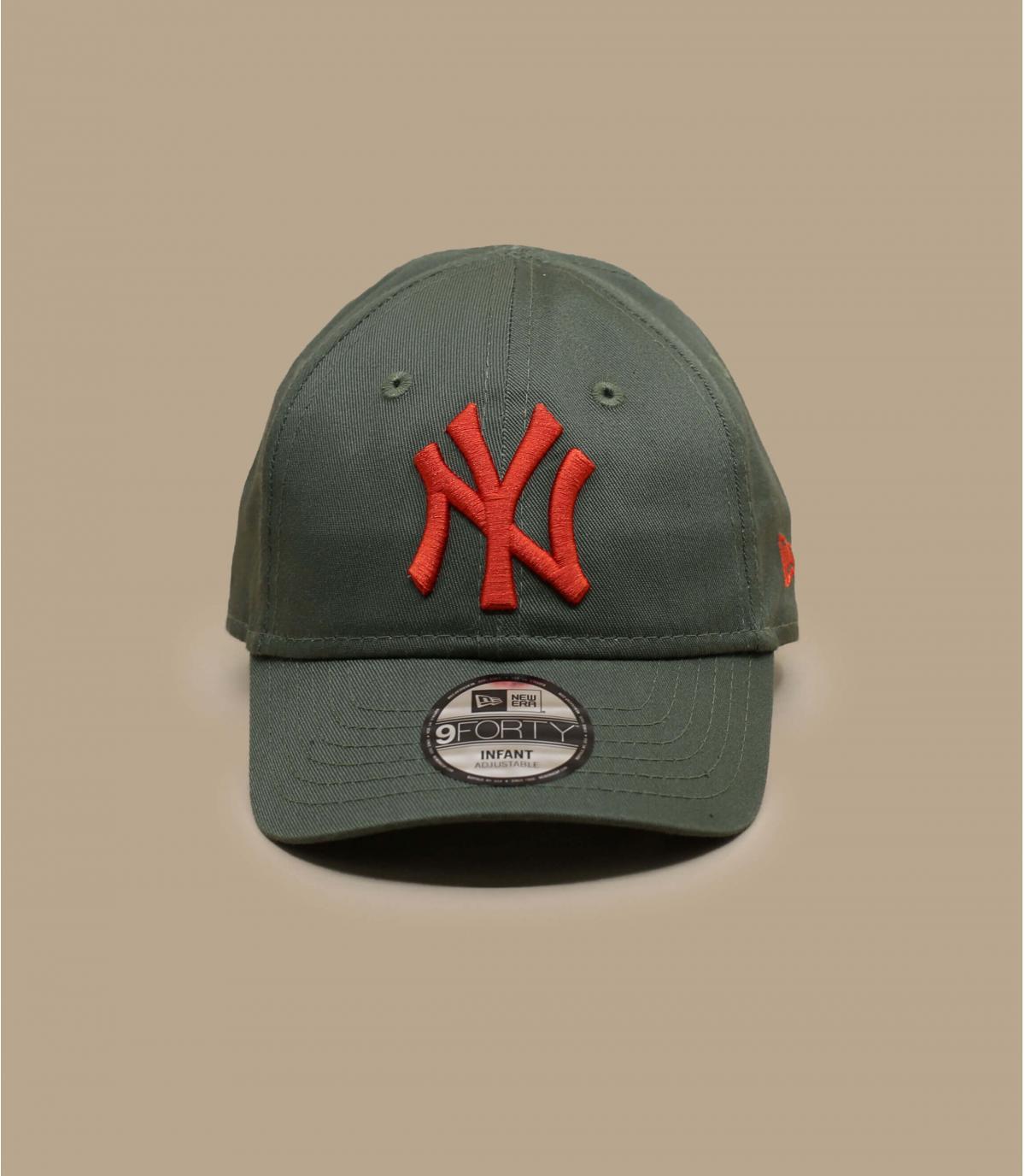 groene babymuts NY