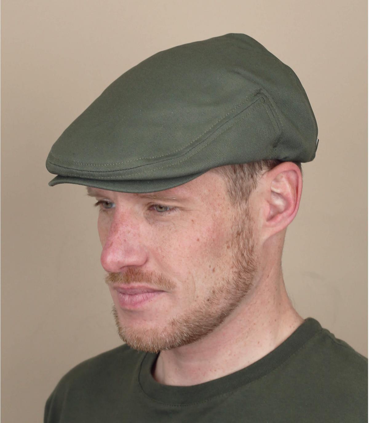 groene Brixton baret