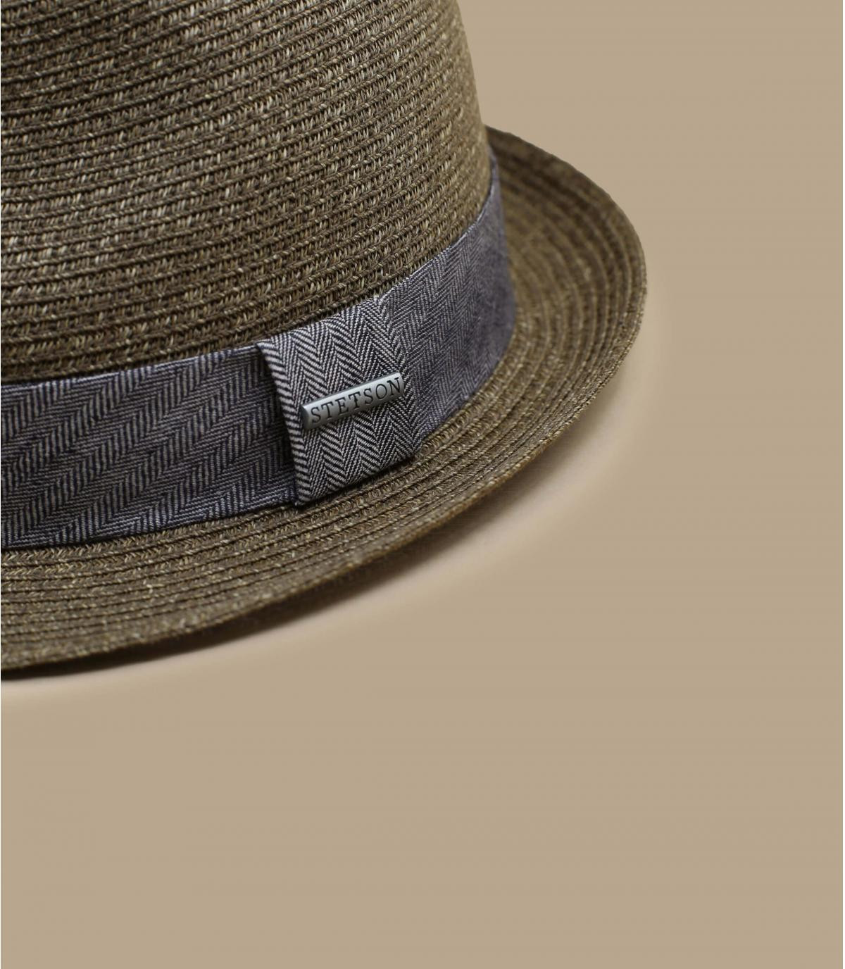 Details Trilby Toyo brown - afbeeling 3