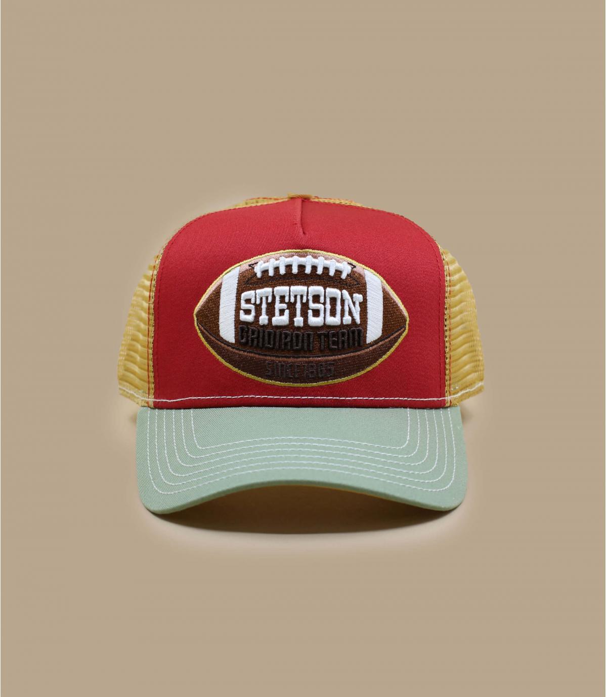 Stetson-voetbalcap