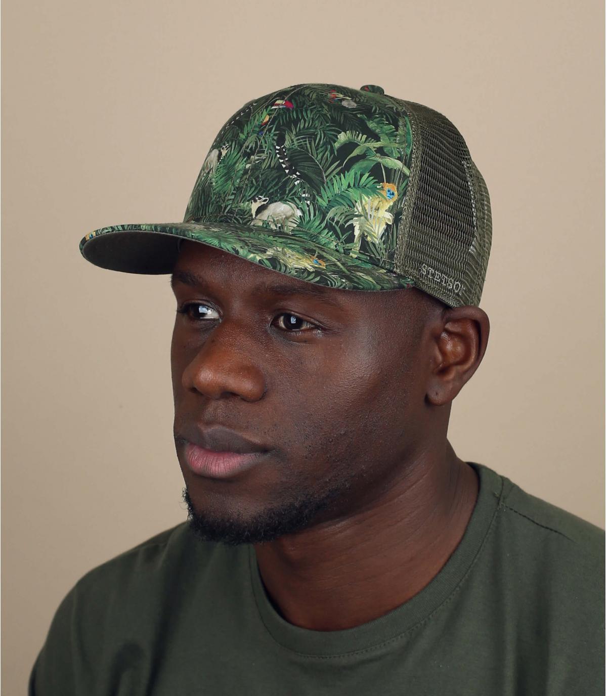 jungle trucker Stetson