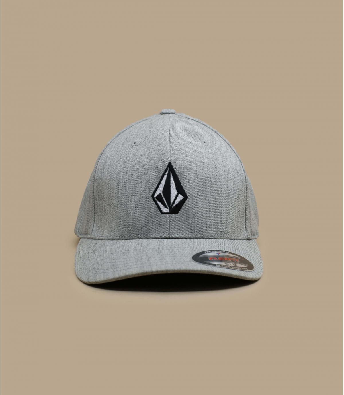 grijs gevlekte Volcom cap