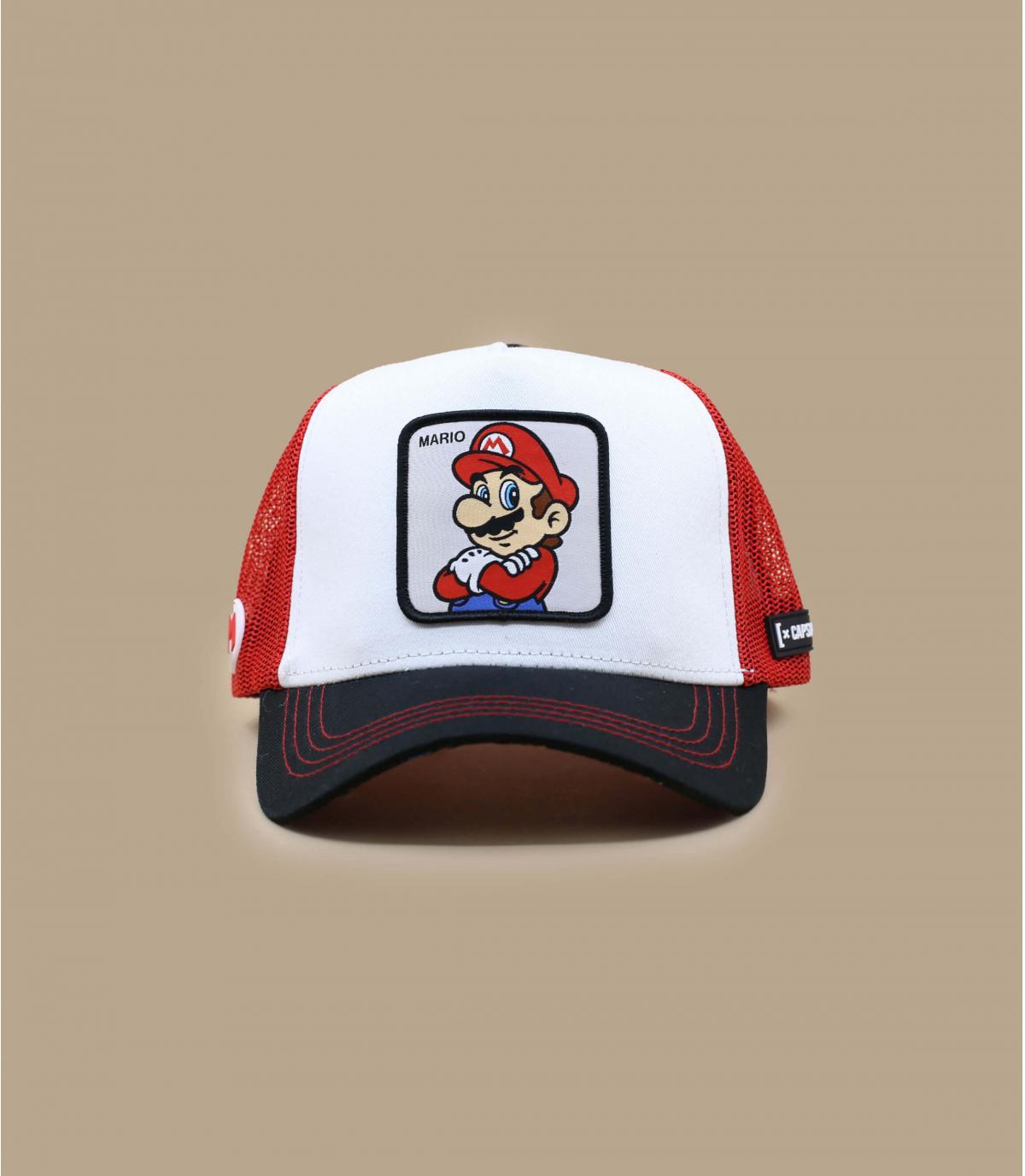 Details Trucker Mario - afbeeling 2