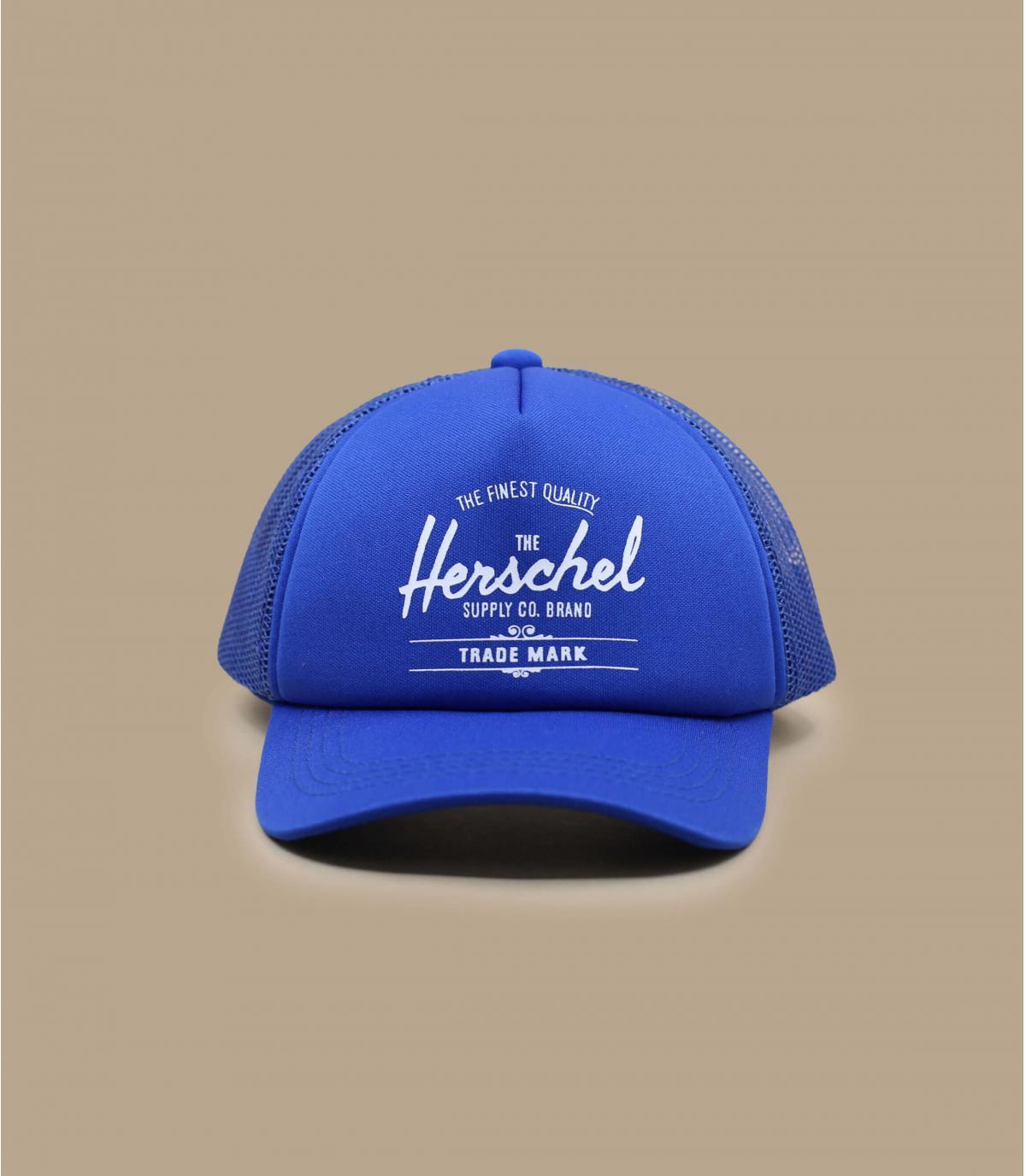 blauwe Herschel babypet