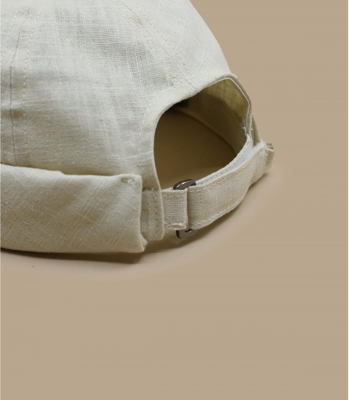 Details Cooper Linen beige - afbeeling 3