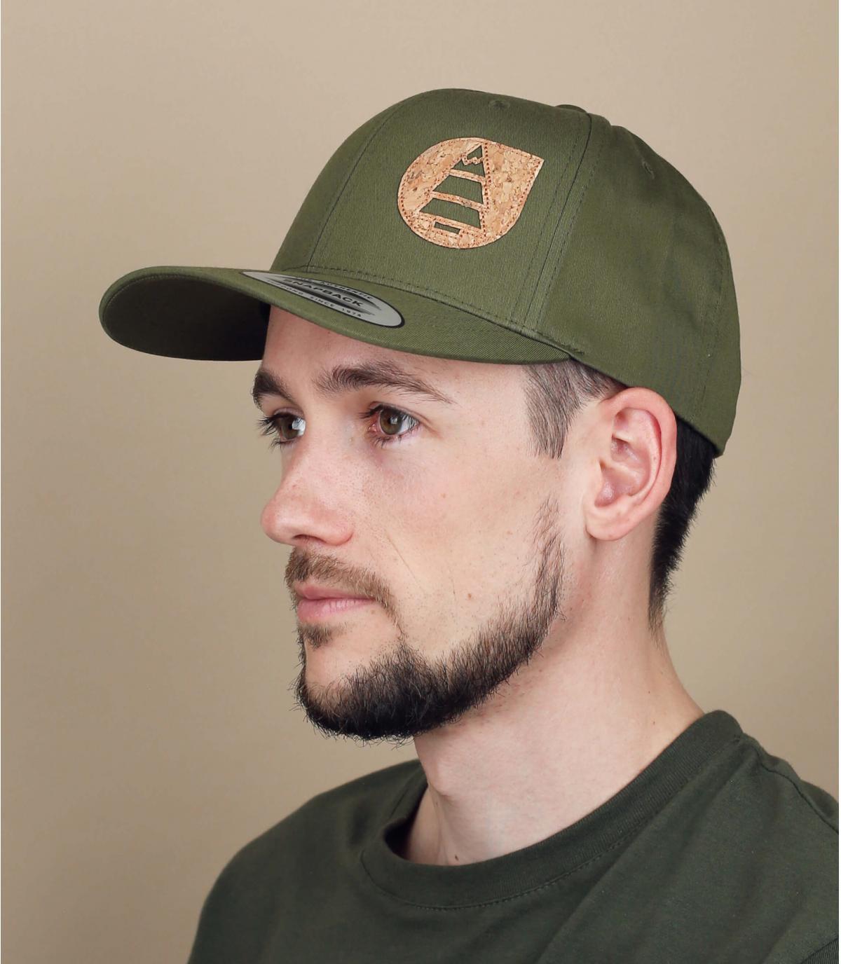 Picture groene cap