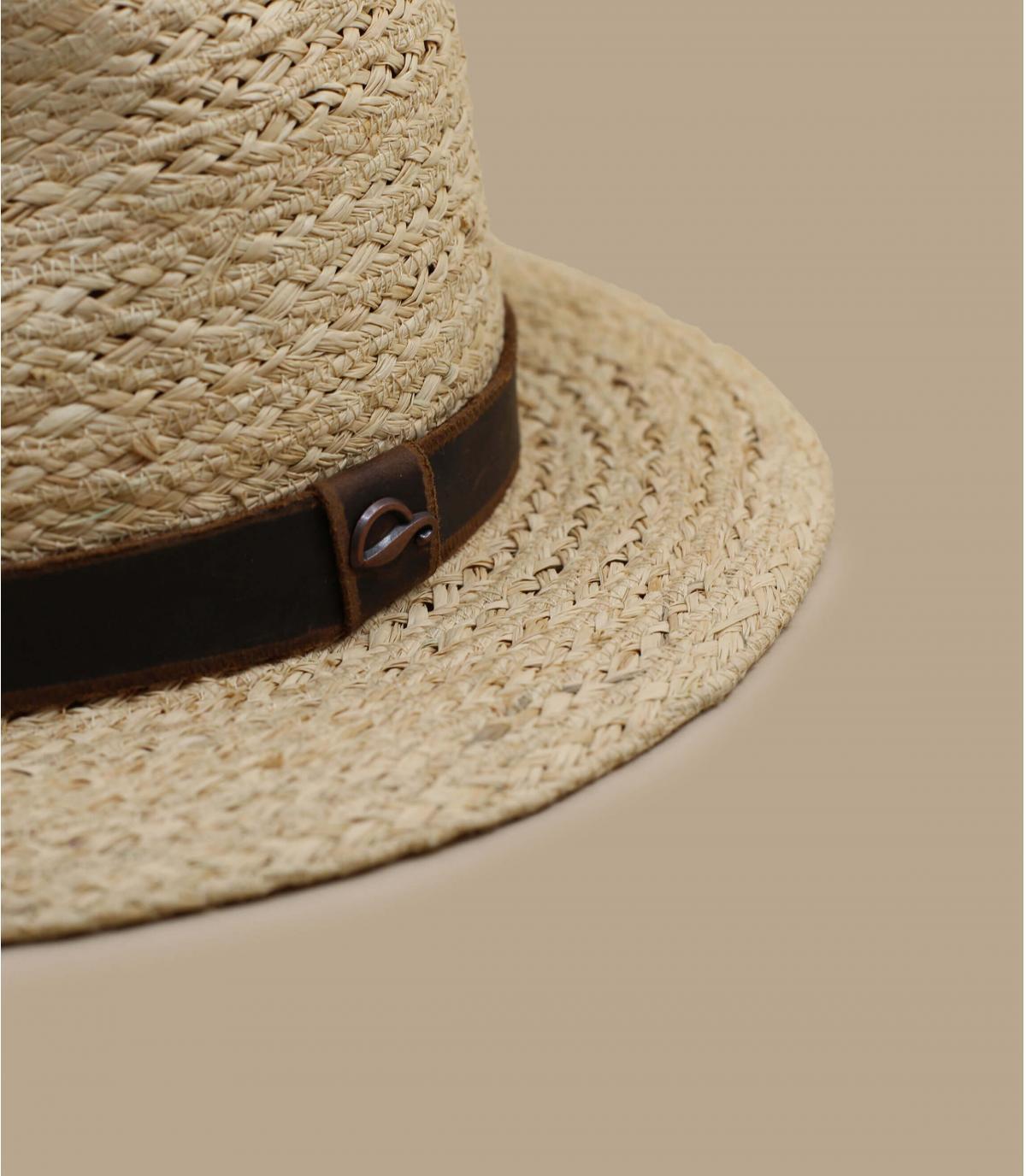 Details Hemingway Raffia beige - afbeeling 2
