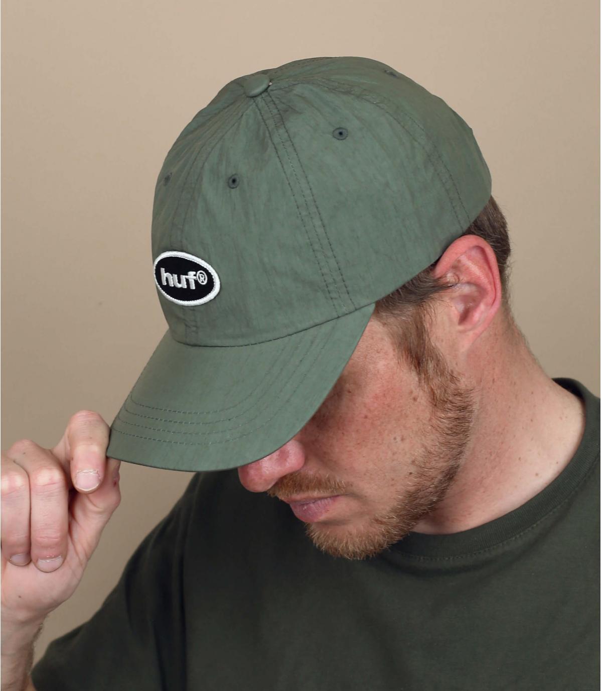 groene Huf cap