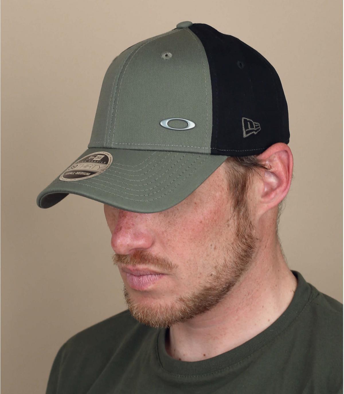 Oakley curve cap groen
