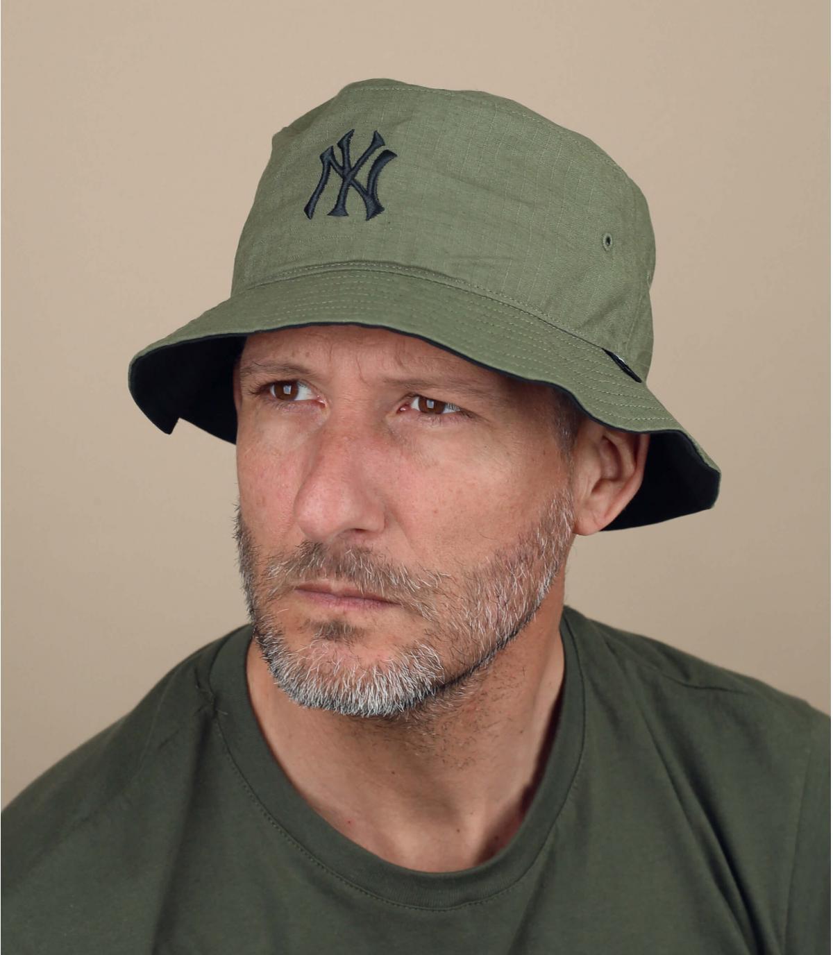 groene NY bob
