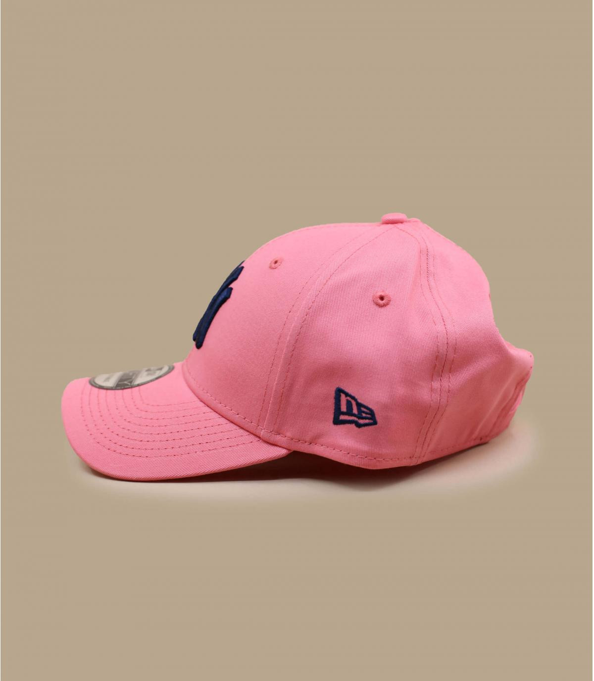 Details League Ess NY 940 pink lift navy - afbeeling 2