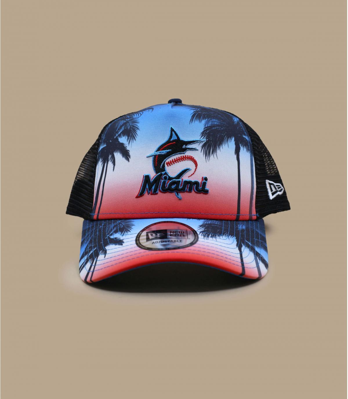 Details Trucker Summer City Miami Marlins - afbeeling 2