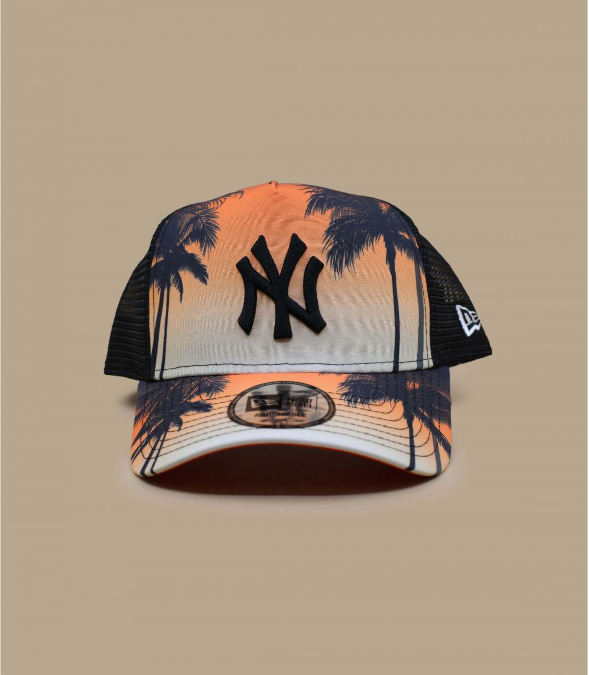 NY palmboom trucker