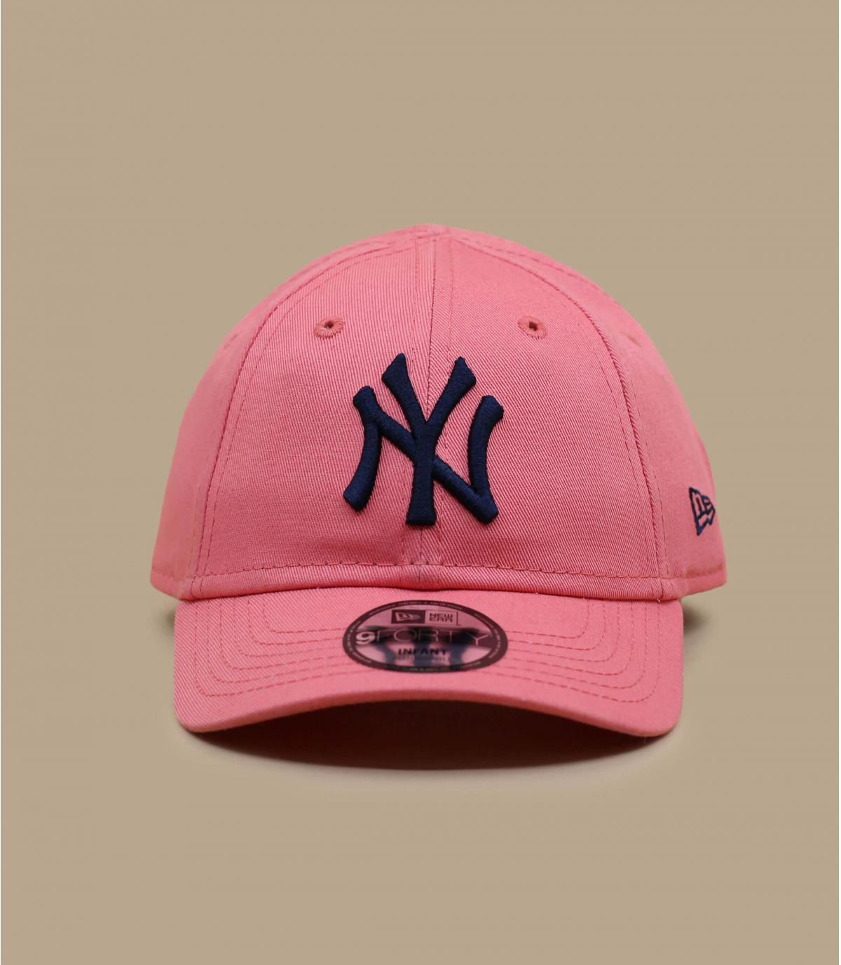 roze babypet