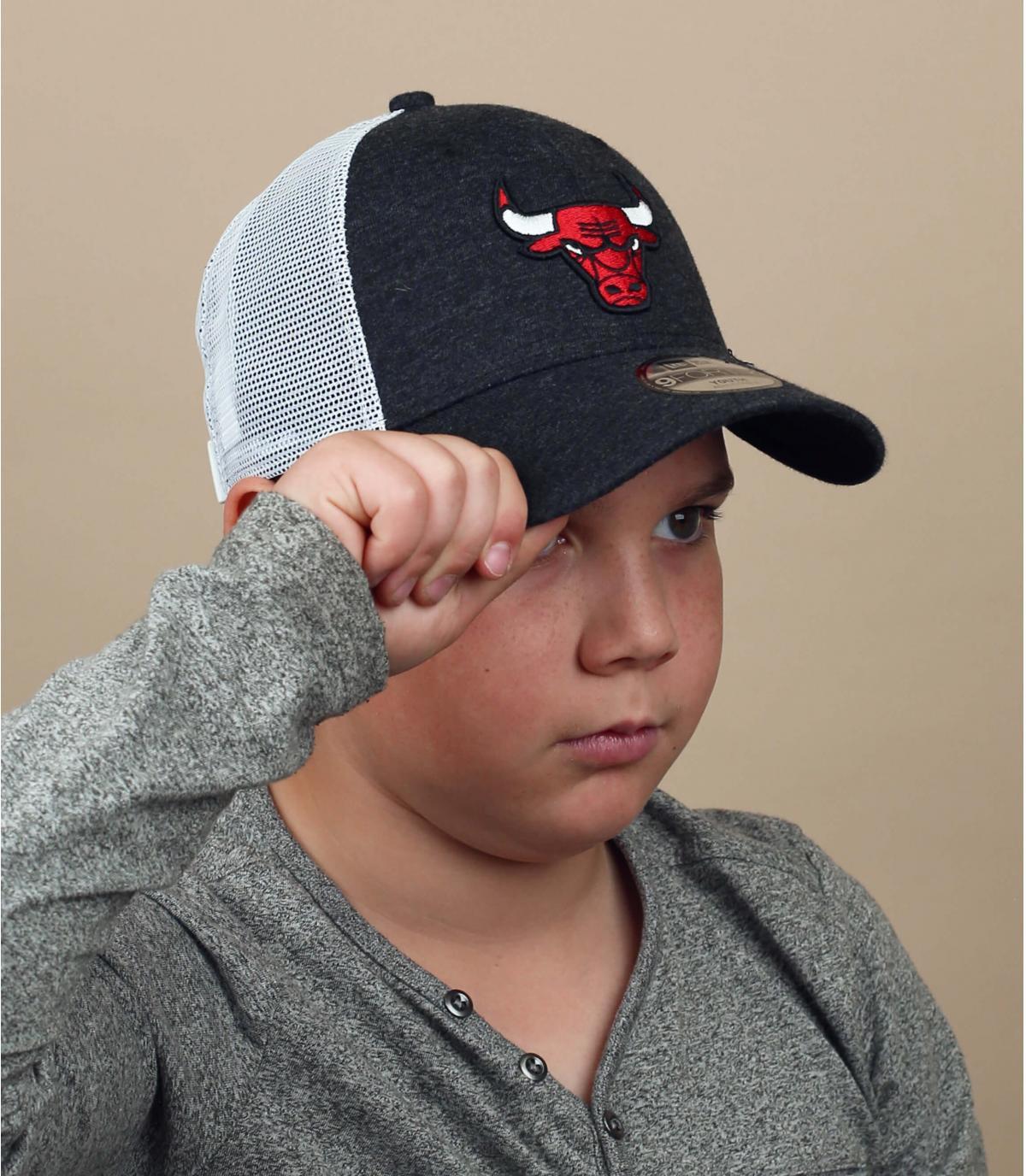 rode Bulls kindertrucker
