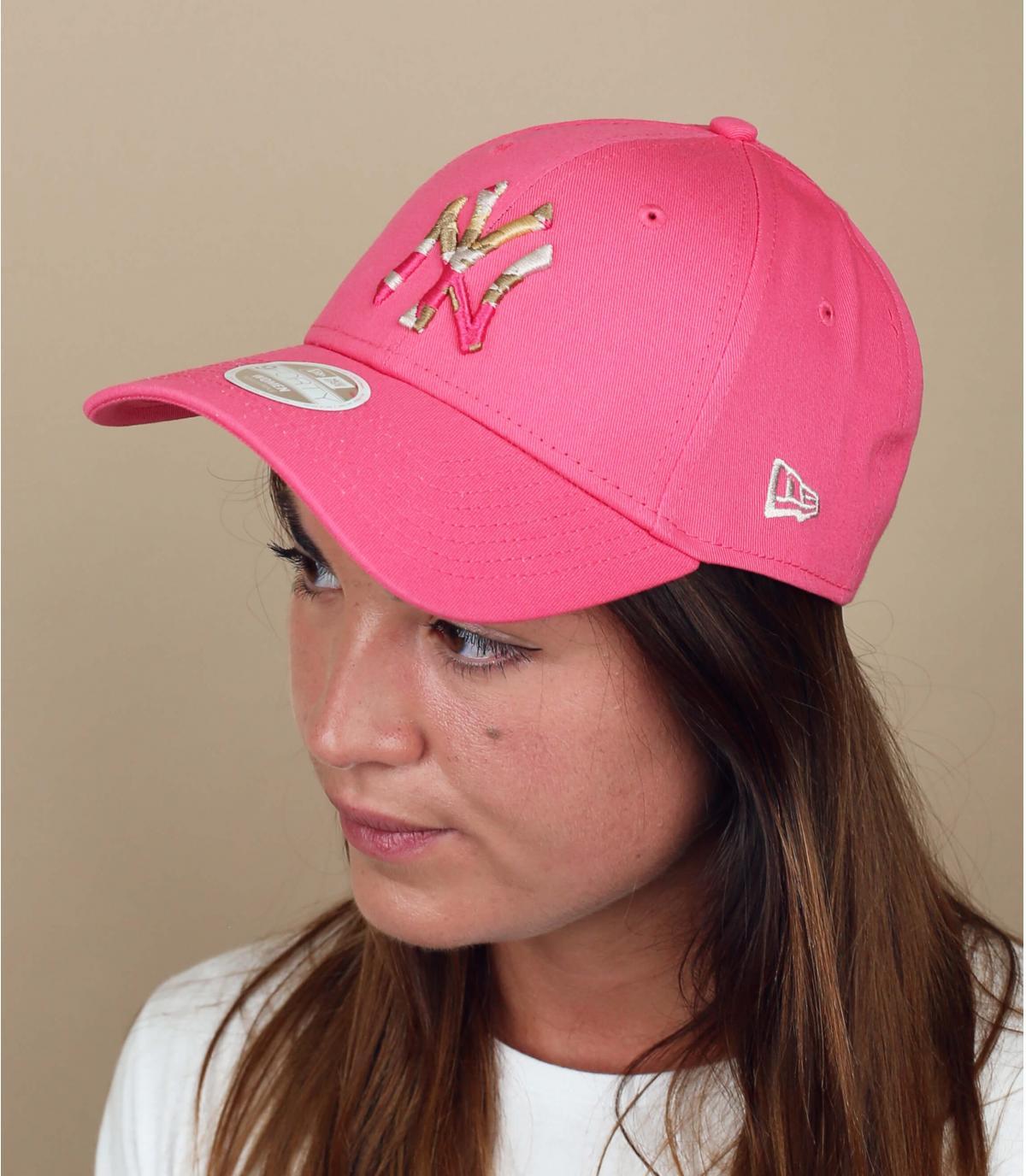 roze NY damescap